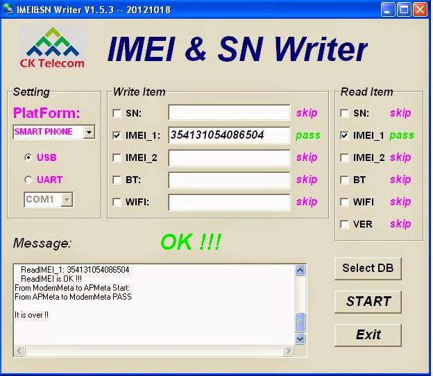 How to fix or replace unknown imei with sn write tool – gizbeat.